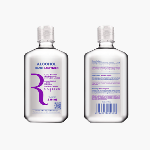 Carlico Hand Sanitizer -  70% v/v ethyl alcohol