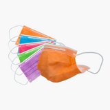 YoHm- ASTM LEVEL 2 Multi-Color Disposable Mask (Pack of 5)