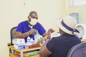 Help Us Provide Support For Clinics in Haiti