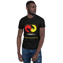 Load image into Gallery viewer, Hand International Short-Sleeve Unisex T-Shirt | Buy One To Support Our Mission