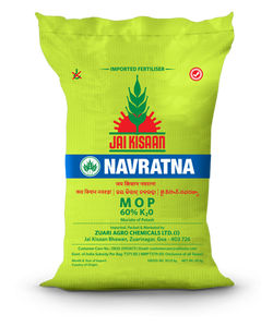 Muriate of Potash (MOP) by Navratna