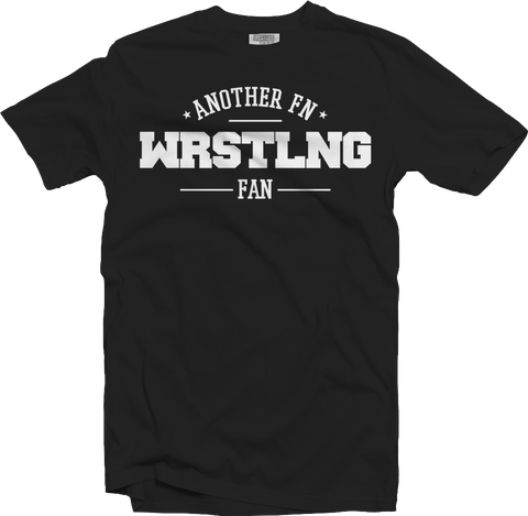T-Shirt: M2K Ringside - Another FN WRSTLNG Fan
