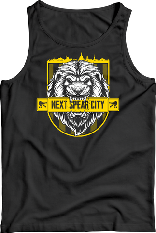 Tank Top: Matt Buckna - Next Spear City