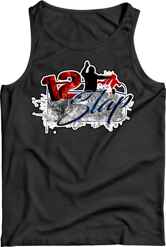 Tank Top: 1-2-Slap - Logo
