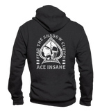 Hooded Zip-Jacke: Ace Insane - Fear the Shadow Clutch