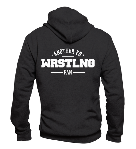 Hooded Zip-Jacke: Wrstlhead - Another FN WRSTLNG Fan