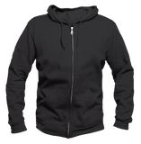 Hooded Zip-Jacke: 1-2-Slap - Logo