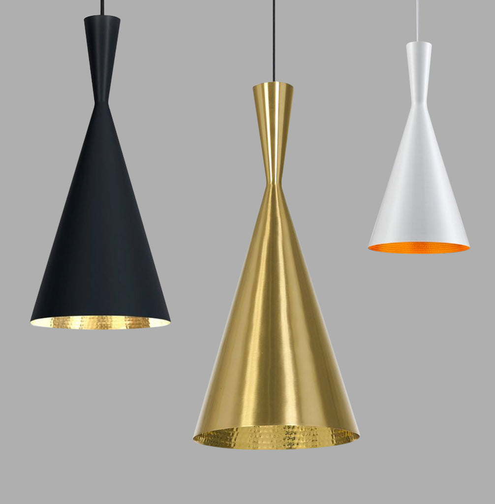 Ankur Tom Dixon Cone Pendant Light