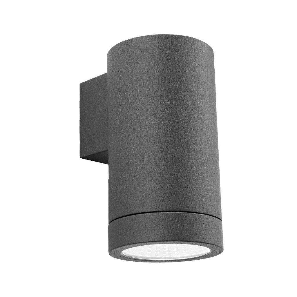 Ankur Cylindrical One Way Outdoor Wall Light - Ankur Lighting
