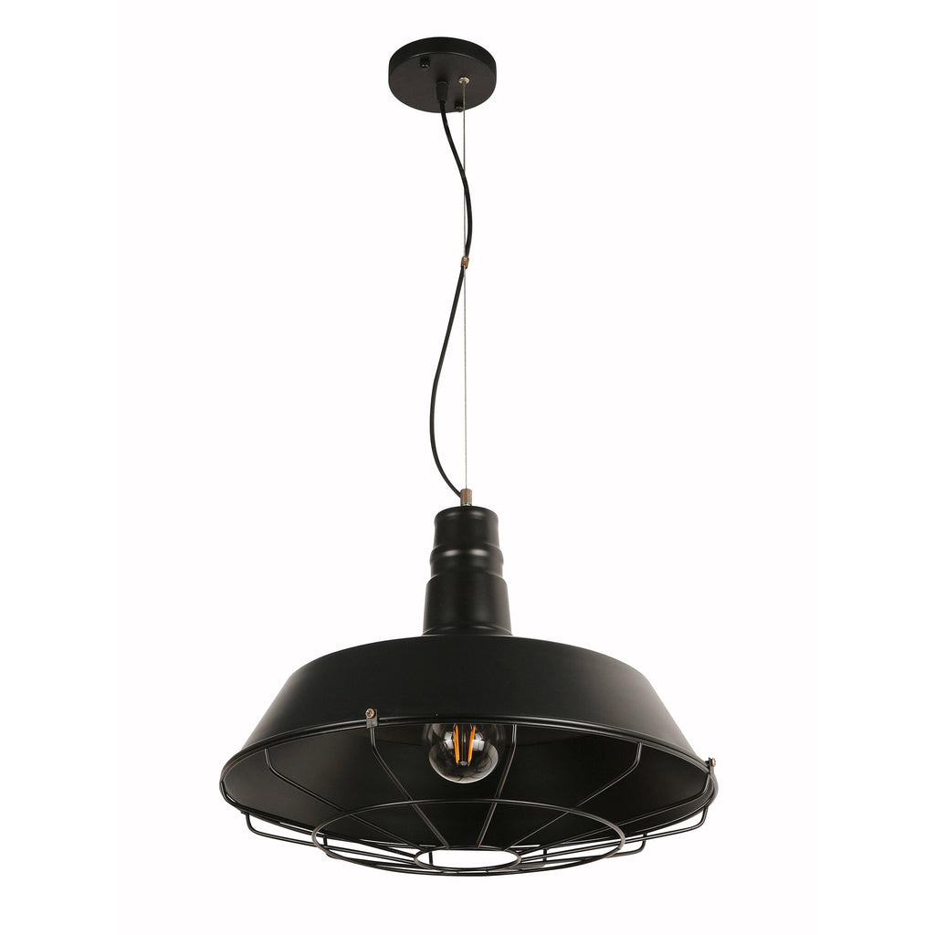 Ankur Caged Lid Pendant Light