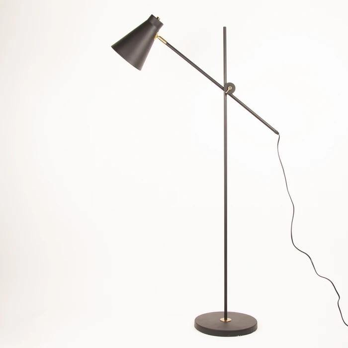 Ankur Magnum Metal Floor Lamp - Ankur Lighting