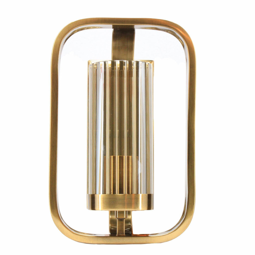 Ankur Golden Wall Sconce