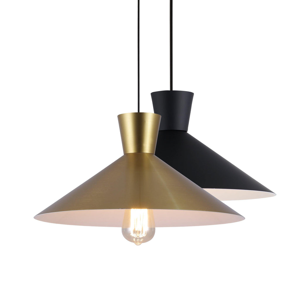 Ankur Wide Hanging Light