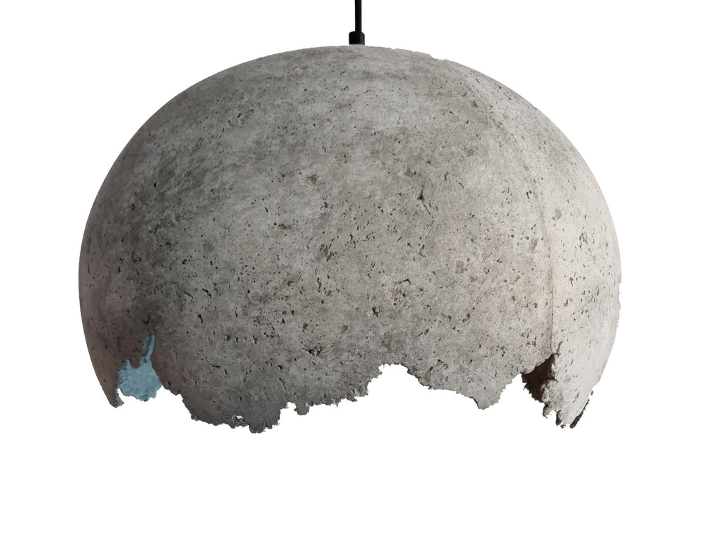 Ankur Concrete Dome Hanging Light