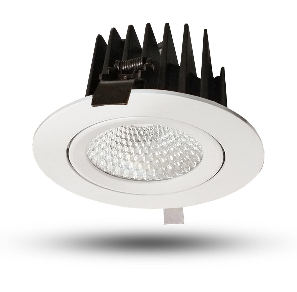Ankur Dida Round Recessed Downlight - Ankur Lighting