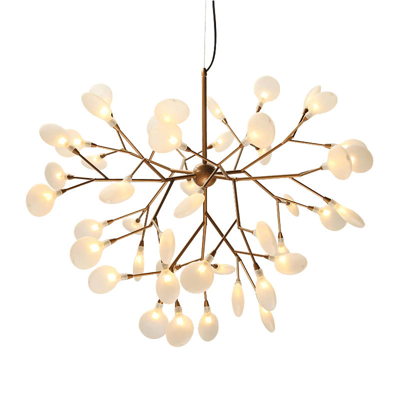 Ankur Firefly Chandelier - Ankur Lighting