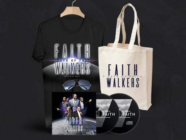 7 Days of Faith 2017 Super Package