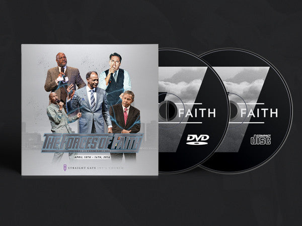 7 Days of Faith 2016 Product Package