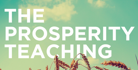 The Prosperity Teaching - New 3-Disc CD Set by Bishop Merritt
