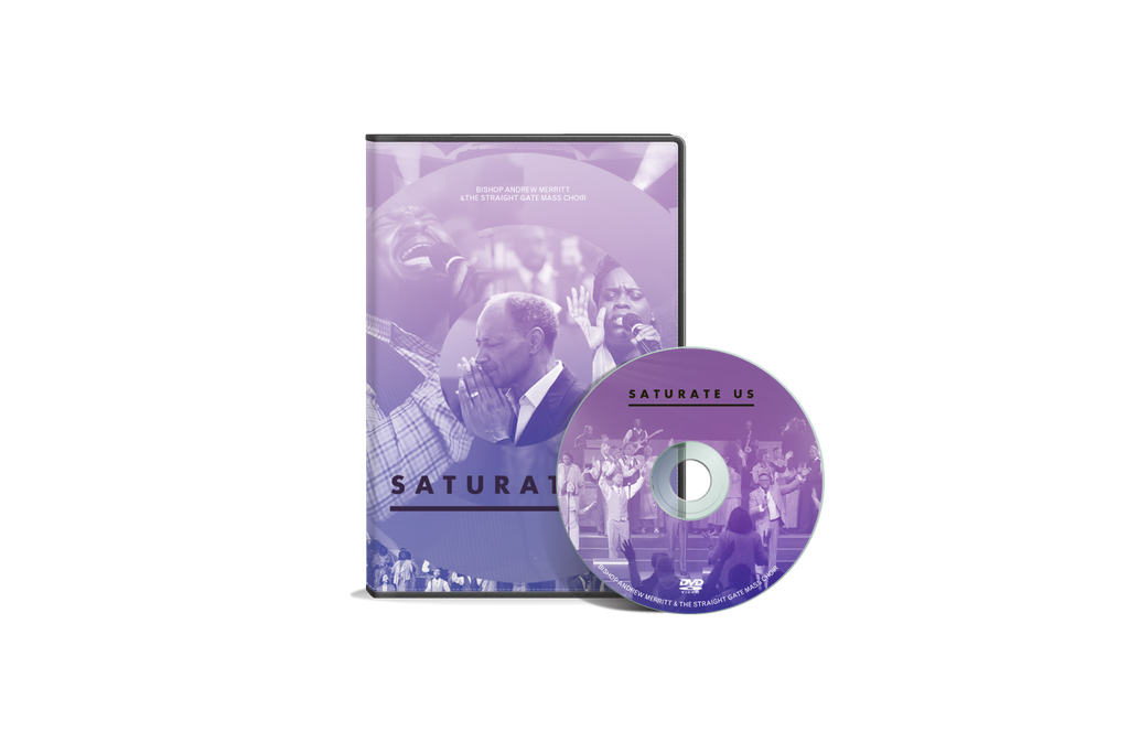 Saturate Us DVD