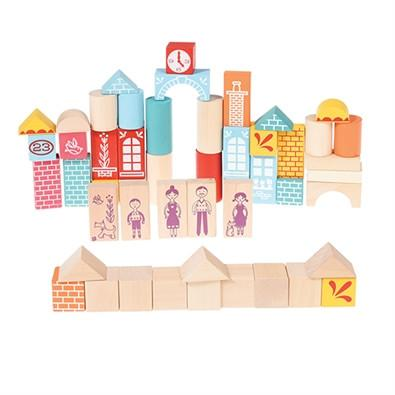 Building Blocks set of 50