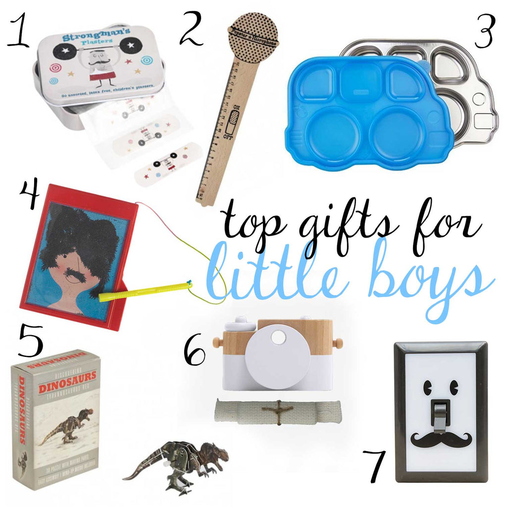 Text - TOP HOLIDAY GIFT GUIDE: LITTLE BOYS