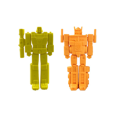 Transformer Robot Eraser - Oh Happy Fry - we ship worldwide