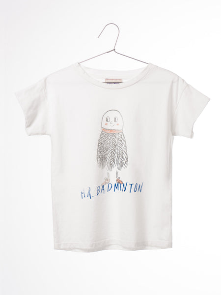 T-Shirt Mr Badminton - Oh Happy Fry  - 2