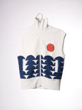 S/L Zip Sweatshirt Rowing - Oh Happy Fry  - 1