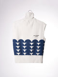 S/L Zip Sweatshirt Rowing - Oh Happy Fry  - 3