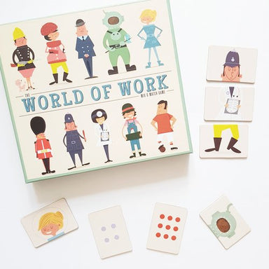 World Of Work Mix And Match Game - Oh Happy Fry - we ship worldwide