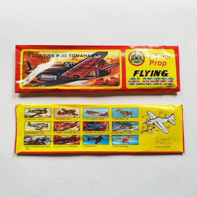 Old School Styrofoam Glider Planes - Oh Happy Fry - we ship worldwide