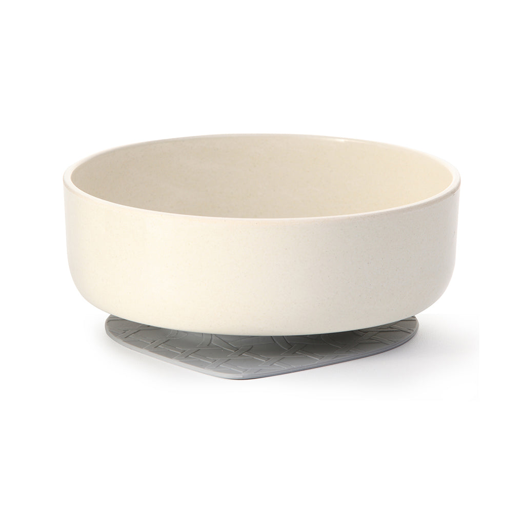 Miniware Snack Bowl - Natural Bamboo