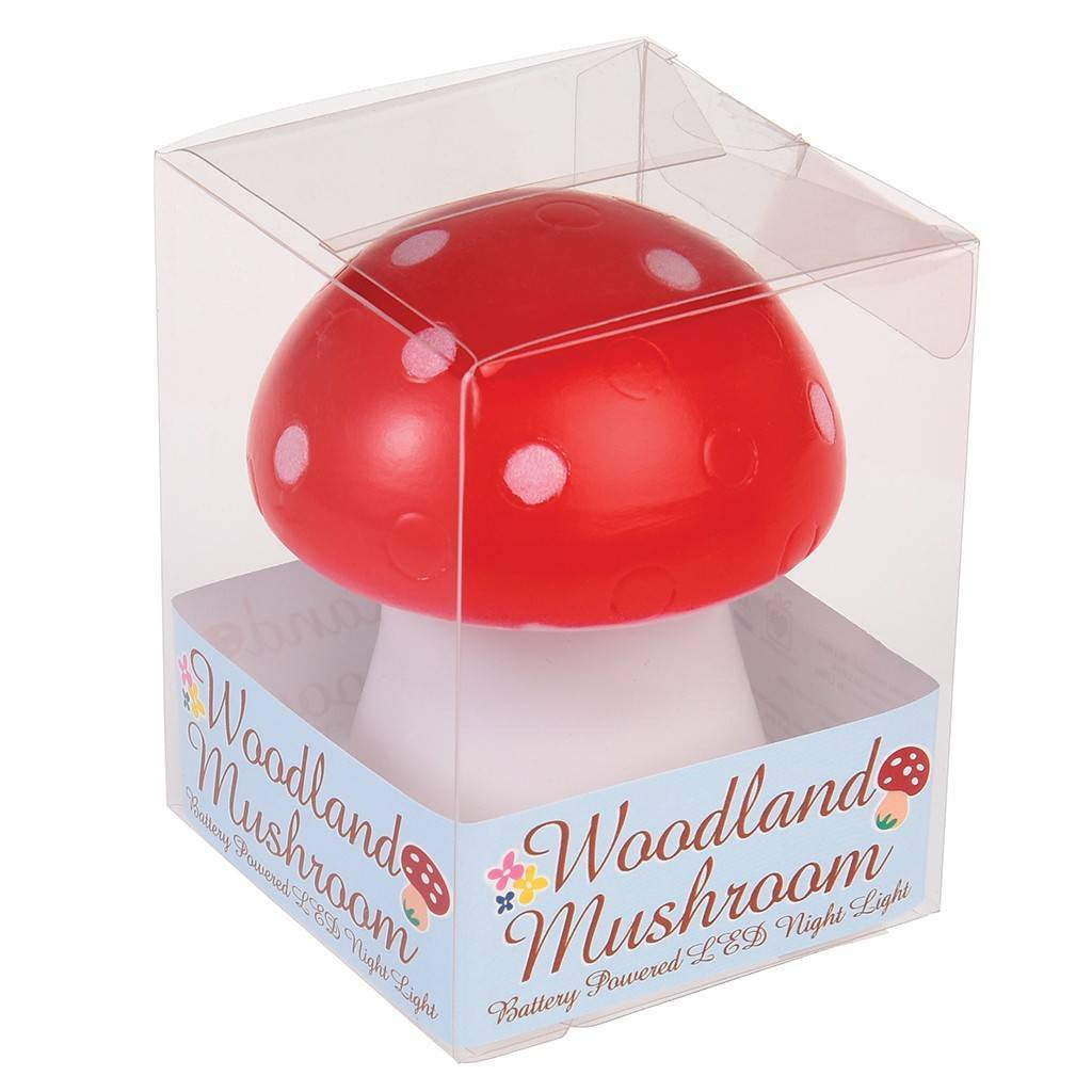 Toadstool Night Light