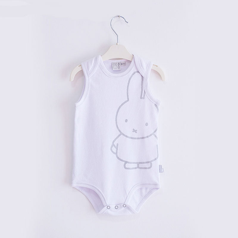 Miffy Romper - White