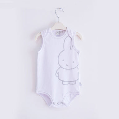 Miffy Romper - White - Oh Happy Fry - we ship worldwide