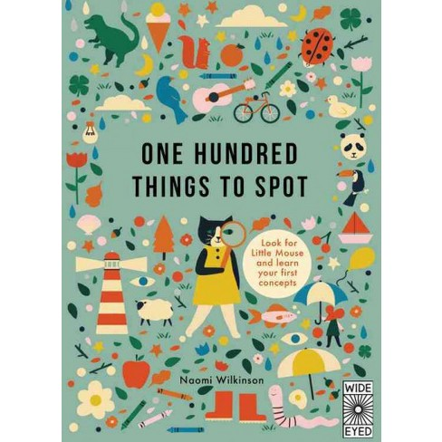 One Hundred Things to Spot (Hardcover) - Oh Happy Fry - we ship worldwide