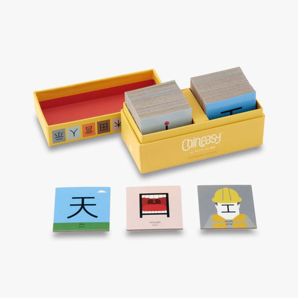 Chineasy™ Memory Card Game