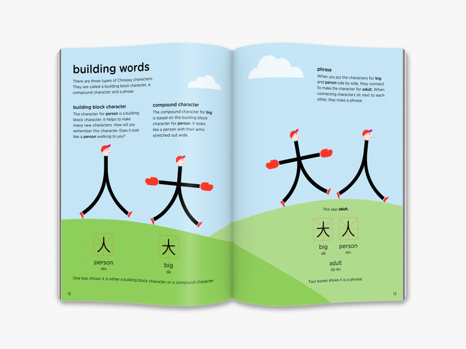 Chineasy for Children: Learn 100 Words