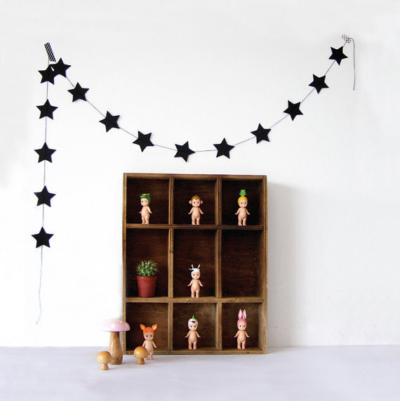 Star Garland - Oh Happy Fry  - 4
