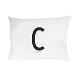 Personal Initial pillowcase 70x50 cm - Oh Happy Fry  - 4