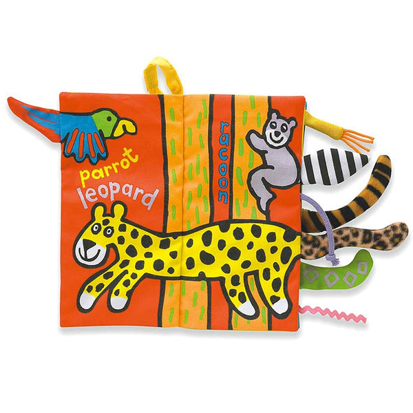 Jungly Tails Book - Oh Happy Fry  - 2