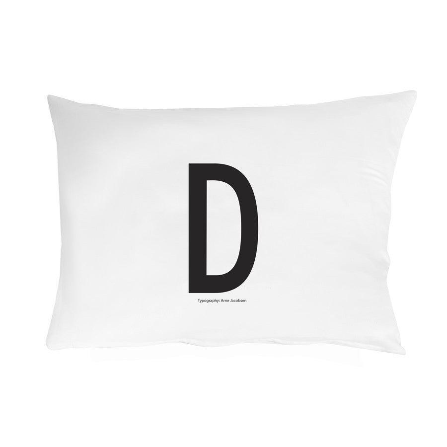 Personal Initial pillowcase 70x50 cm - Oh Happy Fry  - 5