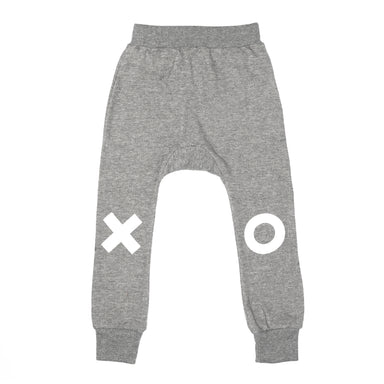 XO Davenport Pants - Grey - Oh Happy Fry - we ship worldwide
