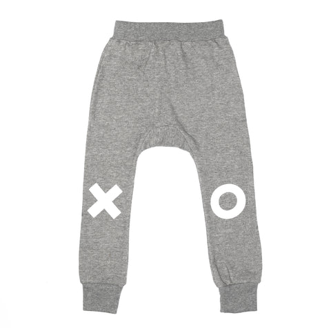 XO Davenport Pants - Grey