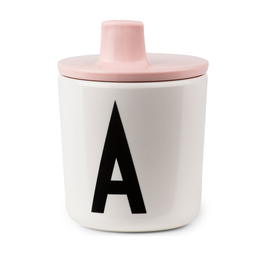 Design Letters Sippy Cup Lid - Oh Happy Fry  - 5