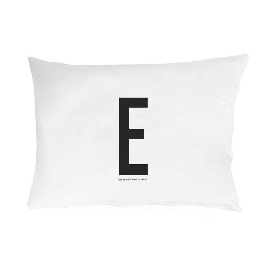 Personal Initial pillowcase 70x50 cm - Oh Happy Fry  - 6