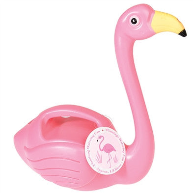 Flamingo Watering Can - Oh Happy Fry  - 1