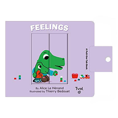 Feelings (Pull & Play) Board Book