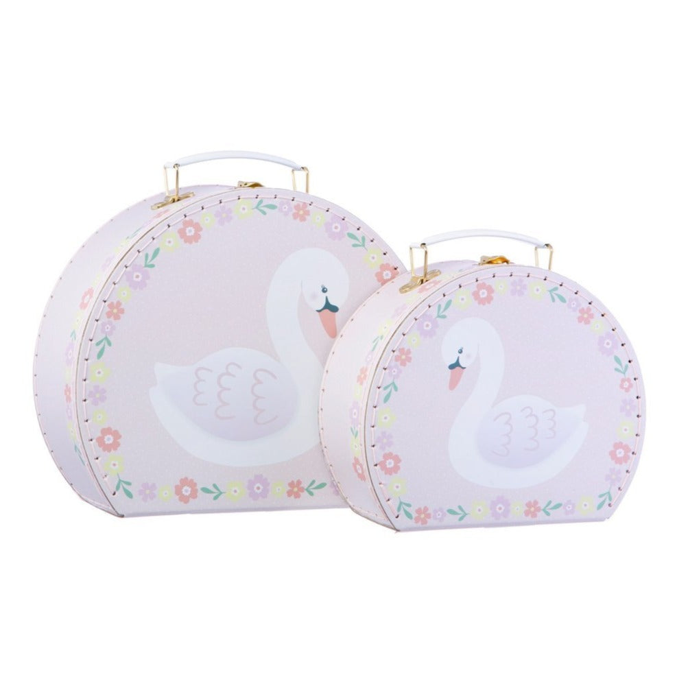 Freya Swan Storage Cases - Oh Happy Fry - we ship worldwide